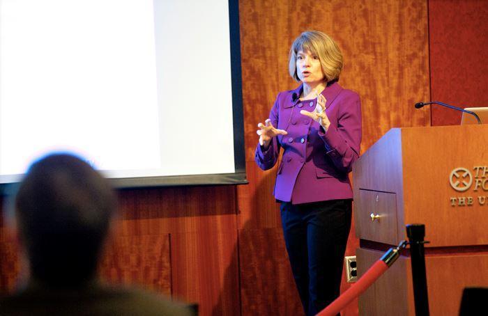 KU economics professor Donna Ginther studies disparities in research grant awards.