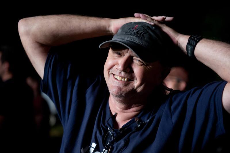 Kansas City film producer and director Rick Cowan.