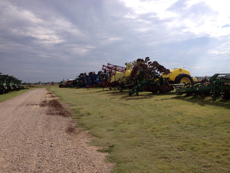 Carrico Implement in Hays, Kansas, plans to focus on parts and repairs rather than selling new equipment.