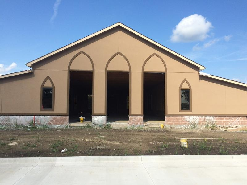 Leaders of the Islamic Center of Northland, located near NE barry Road and North Oak Trafficway, discovered burnt interior walls when they arrived at the site for a meeting Saturday morning. Kansas City police are investigating it as an arson.