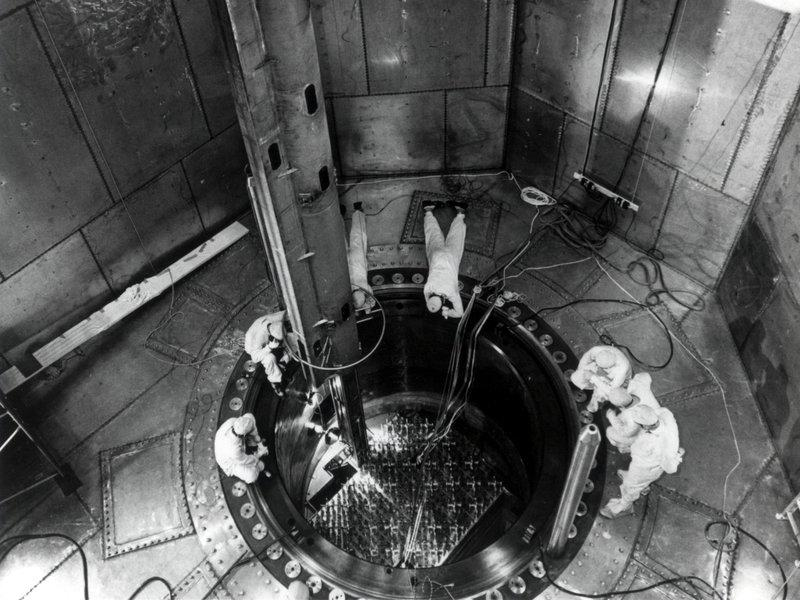 Loading of nuclear fuel in the Fort Calhoun Station's reactor, Unit 1, began in May 1973. As the plant closes the radioactive waste will be stored on site.