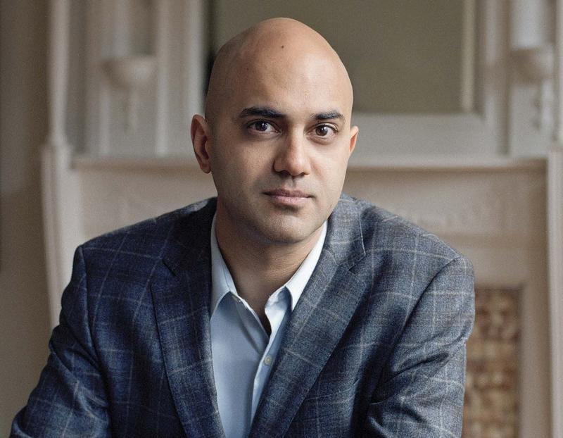 The Kansas City Repertory Theatre produced playwright Ayad Akhtar's 'The Who and the What' in 2014; his 'The Invisible Hand' opens there on October 14.