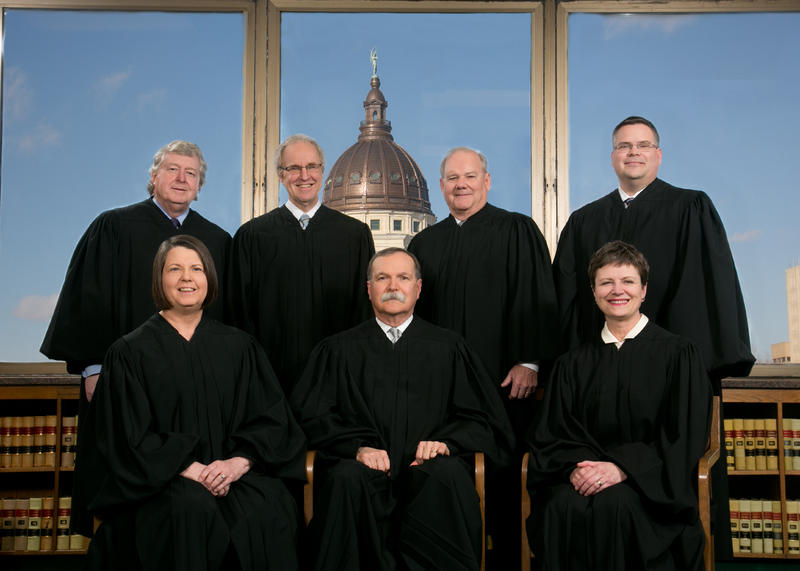 Conservatives want to oust four of five Kansas Supreme Court justices up for retention in 2016.