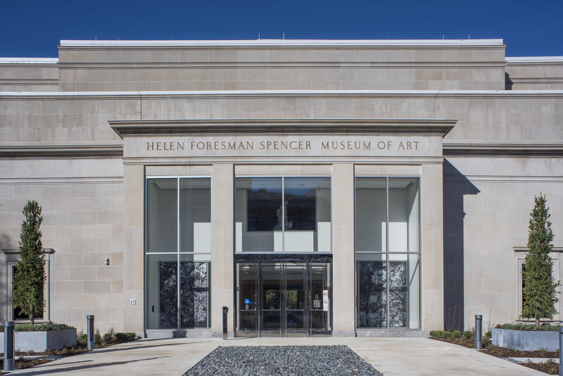 Visitors to the Spencer Museum of Art at the University of Kansas will find the building dramatically different inside.