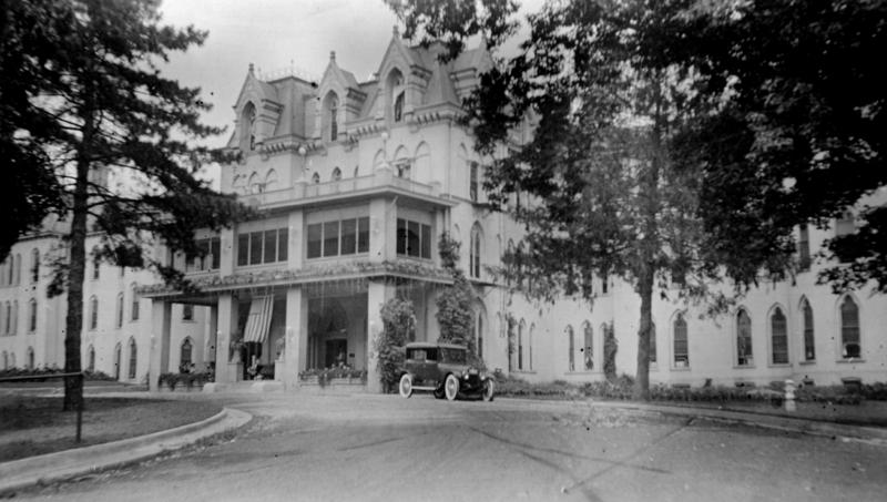 When it opened in 1874, State Lunatic Asylum No. 2 in St. Joseph, Missouri, was an example of the ornate buildings mental health reformers hoped would provide a therapeutic setting best suited to helping patients.
