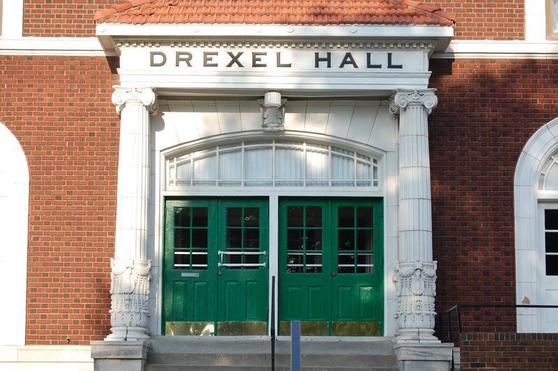 The Kansas City Irish Center moved into historic Drexel Hall in September 2016.