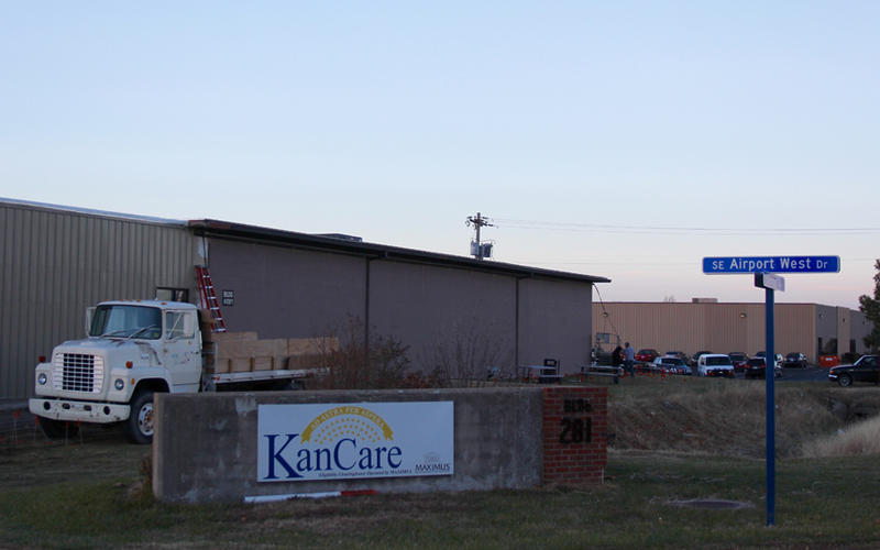 A backlog of Medicaid applications worsened at the end of 2015 when an executive order signed by Gov. Sam Brownback went into effect, consolidating all applications within a single KanCare Clearinghouse in Topeka.
