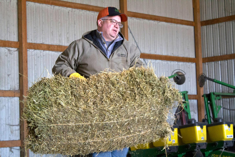 Iowa Farmers Union president Aaron Lehman says farmers, politicians and consumers will need to work together to draft the best possible Farm Bill.