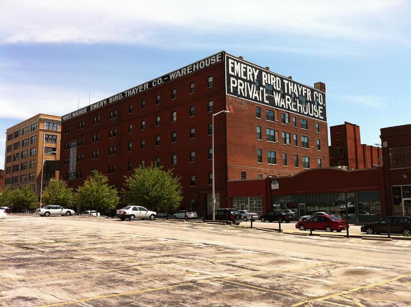 Emery, Bird, Thayer Dry Goods Company.