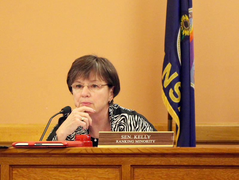 Laura Kelly, a Democratic state senator from Topeka, on Friday became the first woman to join the field of candidates running for governor in Kansas.