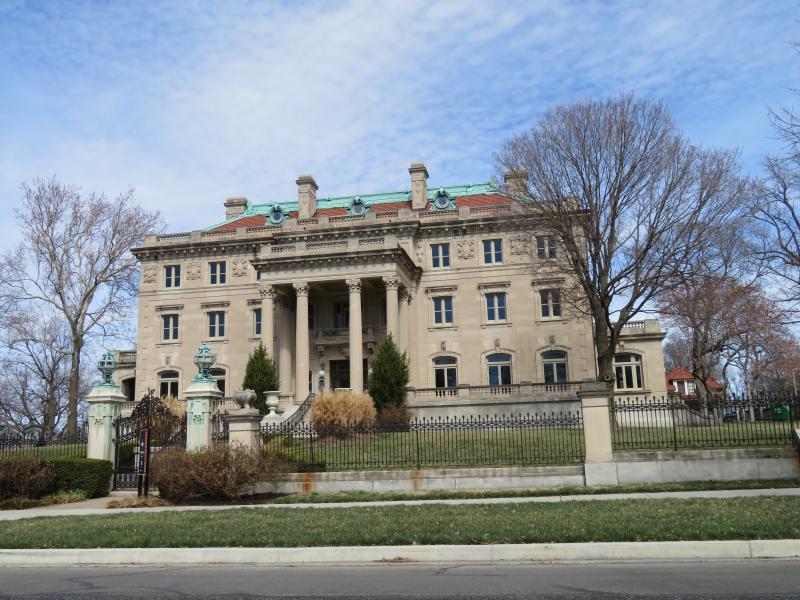 Kansas City officials are preparing to renovate the interior of the Kansas City Museum.