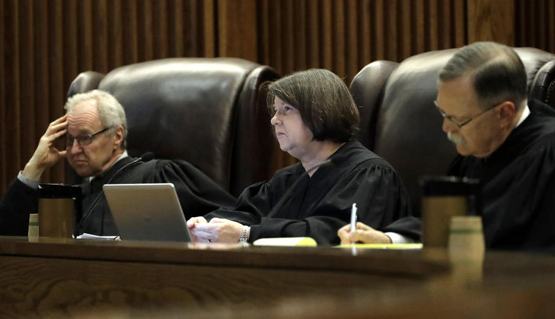 The Kansas Supreme Court ruled Thursday that Kansas' school funding formula is inadequate.