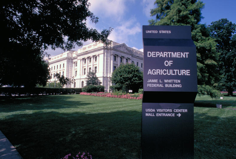 The headquarters of the U.S. Department of Agriculture in Washington, D.C.