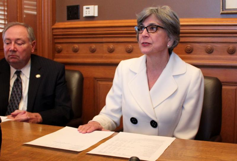 "Kansas Senate President Susan Wagle thinks the Legislature will approve a Medicaid expansion bill. But she says ""the timing is wrong"" because of uncertainty about the future of the Affordable Care Act."