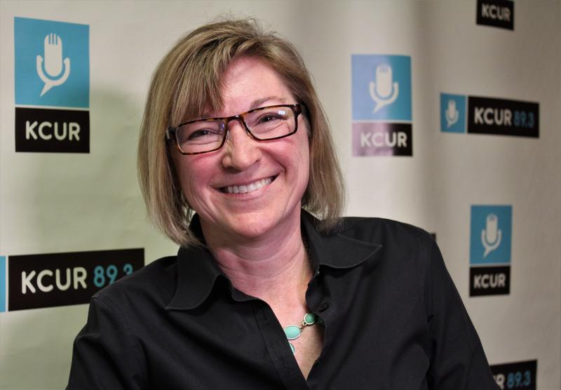 "Jackson County Prosecutor Jean Peters Baker spoke on Thursday with Steve Kraske at KCUR studios. ""Blight equals crime,"" she says, ""it's a direct link."""