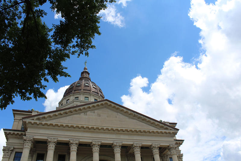 Kansas legislators adjourned Friday for a three-week break, but they'll face several large issues when they return May 1.