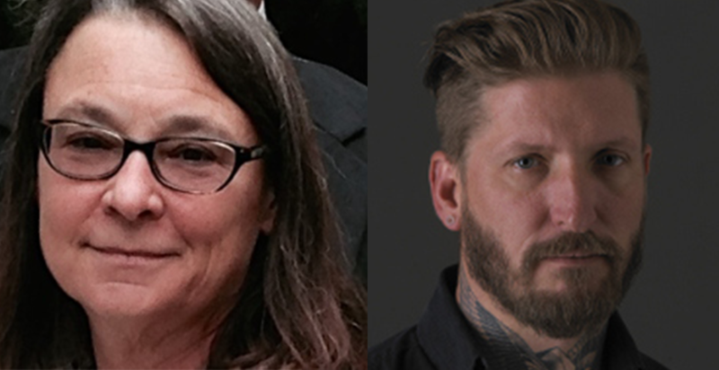 Kansas City poet Michelle Boisseau and Lawrence photographer Daniel Coburn earned prestigious Guggenheim Fellowships Friday.
