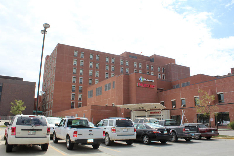 The financial struggles of several Kansas hospitals, including St. Francis Health in Topeka, may increase support for a bill to expand Medicaid eligibility.