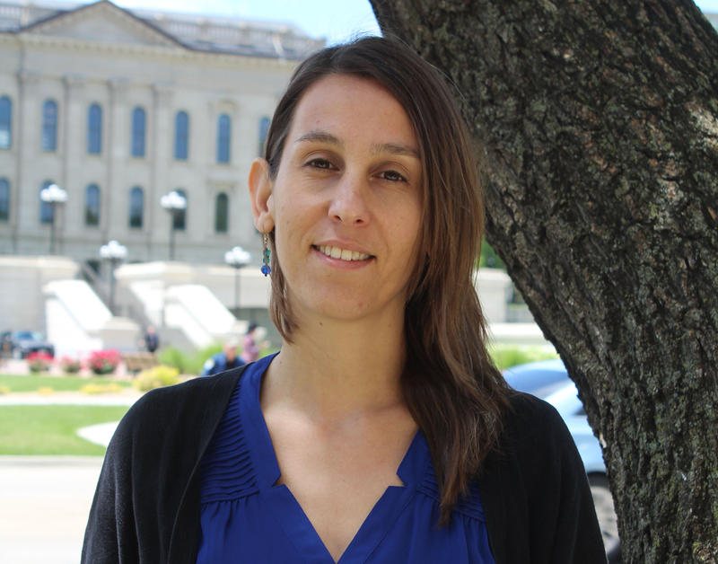 Kansas News Service reporter Celia Llopis-Jepsen will be based in Topeka.