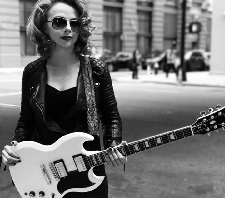 Kansas City native Samantha Fish kicks off the summer with a two-night stand at CrossroadsKC.