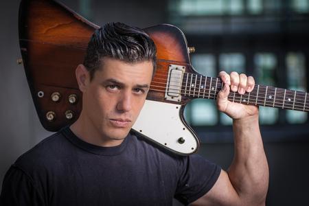Nick Schnebelen has been a top guitarist at the International Blues Challenge.