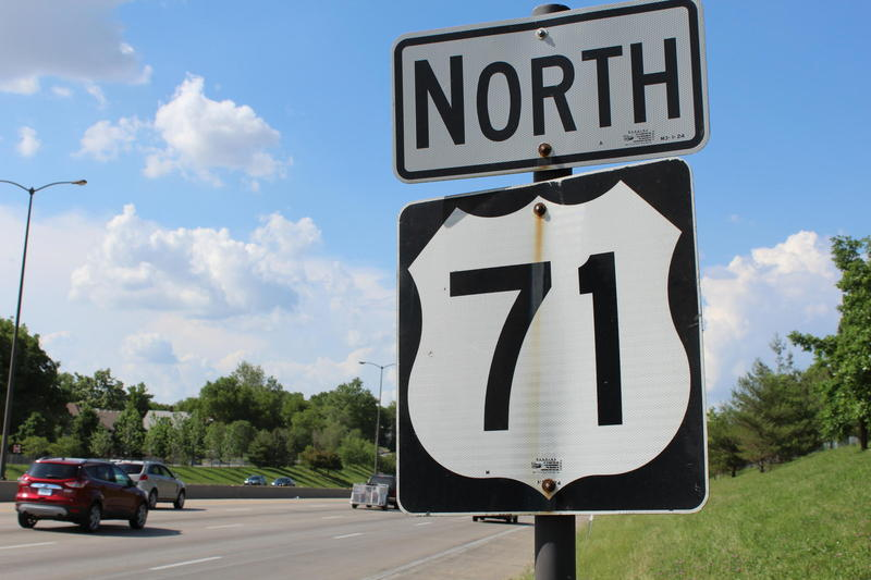The speed limit on U.S. Route 71 north of 3-Trails Crossing to a half-mile south of 75th Street increases to 65 miles per hour this week.