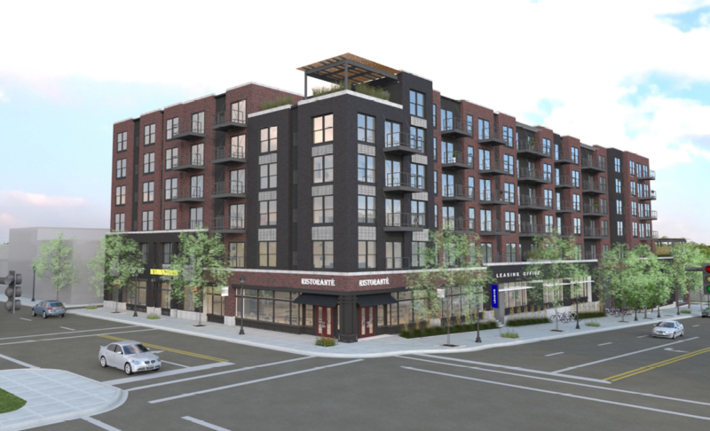 Despite objections from neighborhood groups, the Kansas City Council approved a development plan for an apartment complex in Westport.