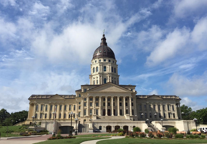A new law that takes effect Saturday, the first day of the fiscal year, increases income tax rates for most Kansans. The Legislature approved the increase earlier this month to avoid a budget shortfall.