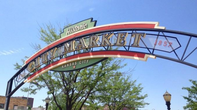 The City Market has become a magnet for new development in Kansas City.