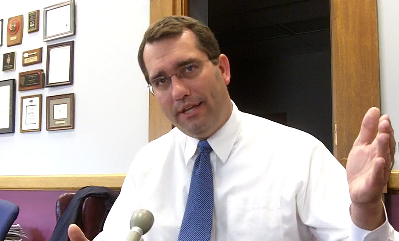 Kansas Attorney General Derek Schmidt told lawmakers Thursday that opioid use is growing across Kansas but has not hit levels seen in eastern parts of the United States.