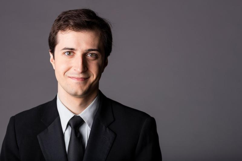 Park University graduate student Kenny Broberg won the silver medal in the Van Cliburn competition.