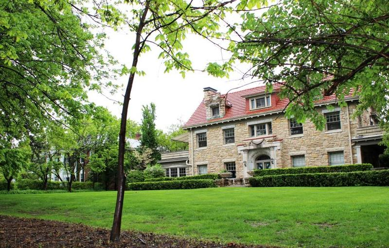 The Nelson-Atkins Museum of Art owns four houses north of the museum on 45th Street, which will be preserved and used for museum offices.