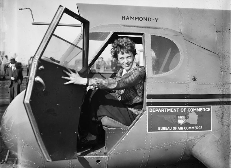 """Had it not been for the unsolved mystery of her disappearance,"" says women's history scholar Susan Ware, ""we would remember Amelia Earhart for that 1932 trans-Atlantic flight."" Earhart was the first female to make that flight."