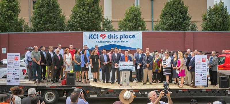 In July, Burns & McDonnell announced 20 partners to join its team to compete for the KCI project, dubbing themselves the 'KCI Hometown Team.'