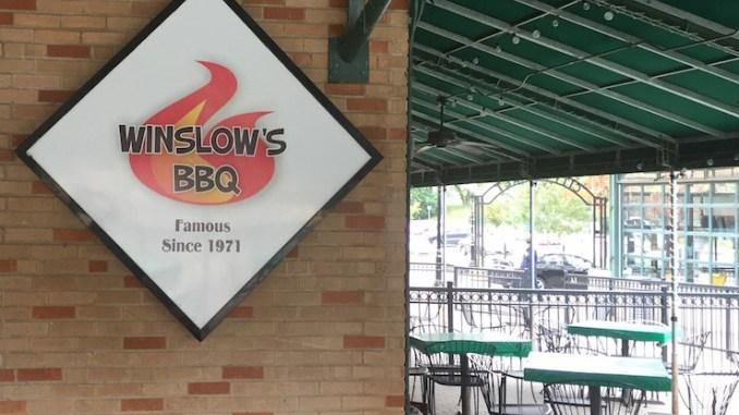 Winslow's BBQ at the City Market will be closing next month.