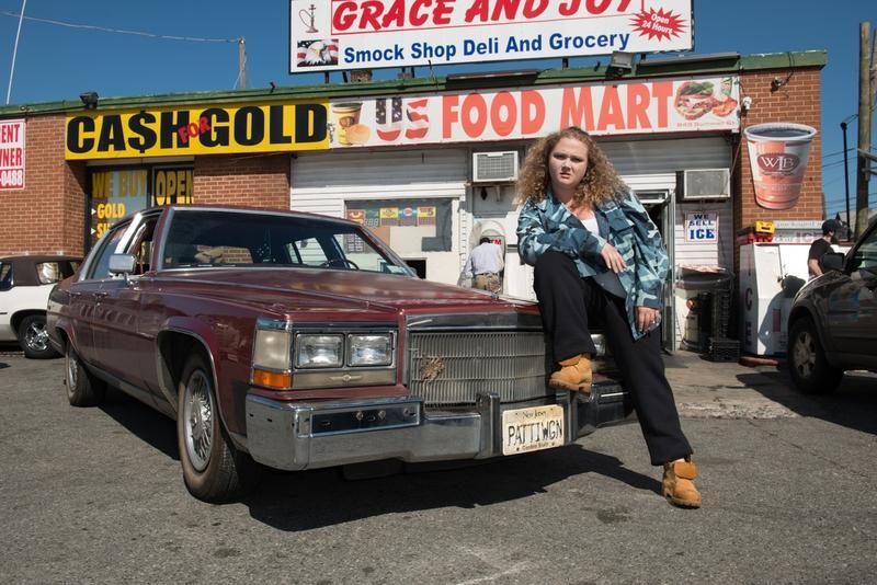 "Danielle Macdonald plays an unlikely rapper, in ""Patti Cake$."""