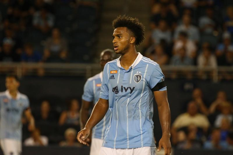 Sporting Kansas City defender Erik Palmer-Brown is bound for the English Premier League after this season. He came up through the team's youth academy.