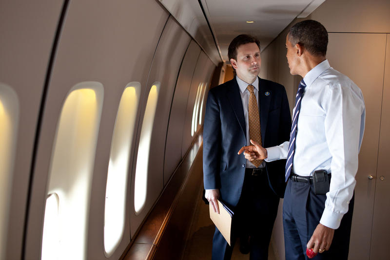 Josh Earnest served as Pres. Barack Obama's press secretary for more than two years until January 20, 2017.
