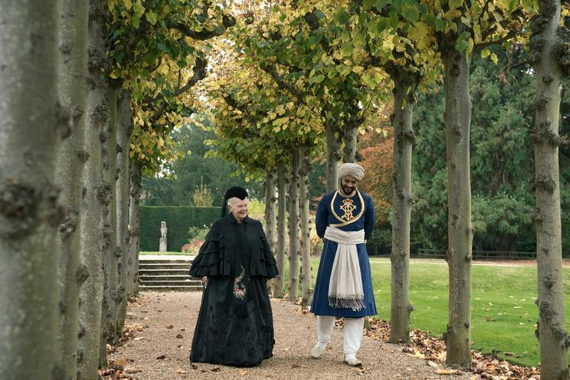 In 'Victoria and Abdul,' veteran actress Judi Dench portrays an aging Queen Victoria, who becomes fast friends with a young clerk from India (Ali Fazal) despite disapproval from her family.