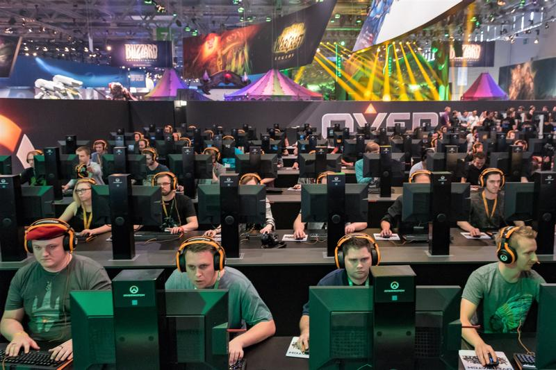 According to a market report by Newzoo, the e-sports economy is expected to grow to $696 million this year, a 41 percent increase from 2016. Gaming brands are expected to spend $266 million on sponsorships.