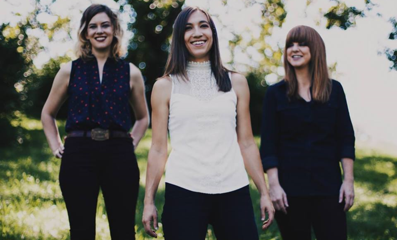 Katy Guillen and The Girls release their third album this weekend.