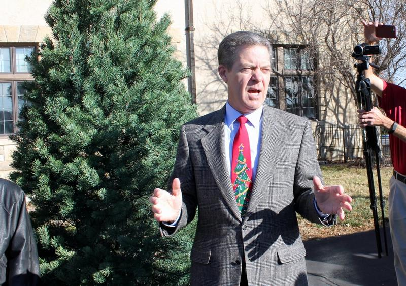 Gov. Sam Brownback said Tuesday that he expects the U.S. Senate to vote on his nomination to a post in the Trump administration before Christmas.