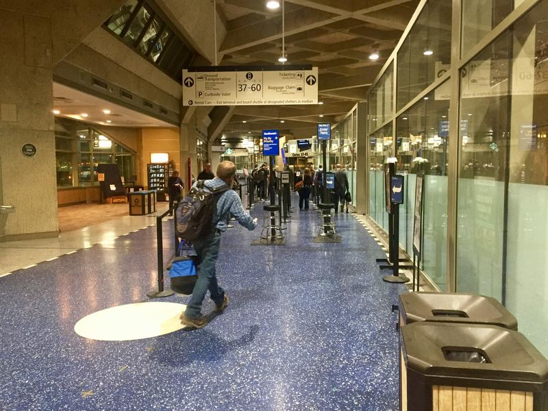 Area residents tout Kansas City International Airport as one of the most convenient in the country. On a Monday morning around 7 a.m., security lines at KCI were short and quick, but that isn't always the case.