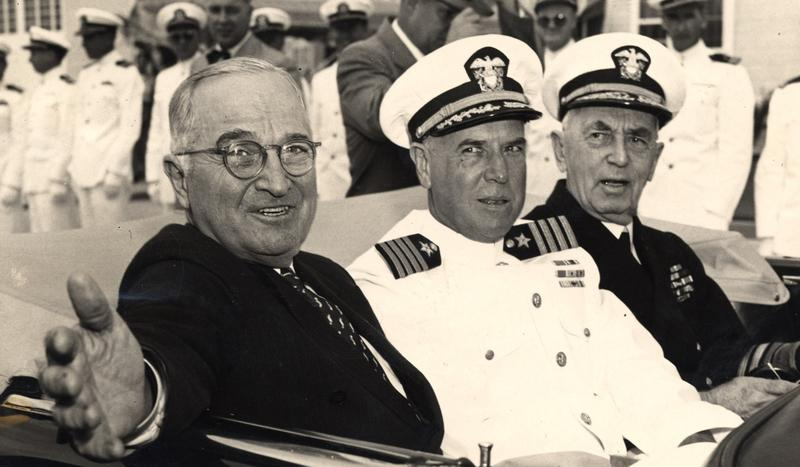 By 1950, about the time this photo was taken of Pres. Harry S. Truman in Key West, the 33rd president had weathered the war-fighting which defined the first half of his time in office.