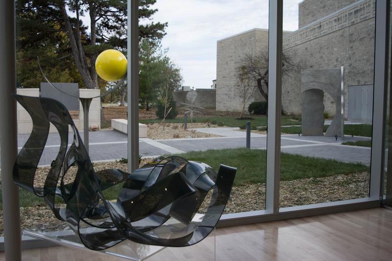 The Rita Blitt Gallery and Sculpture Garden is located on the campus of Washburn University in Topeka, Kansas.