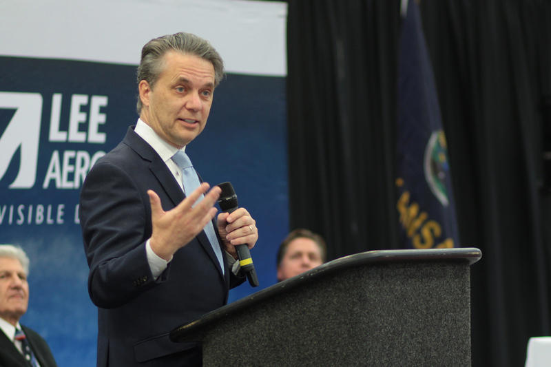 Lt. Gov. Jeff Colyer will rise next week to become governor when Sam Brownback steps down to take a job in the Trump administration.