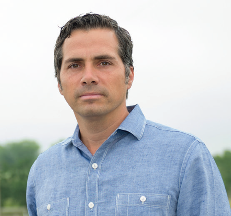 Greg Orman contends voter frustration with the Republican and Democratic parties could clear his way to winning the Kansas governor's race as an independent.