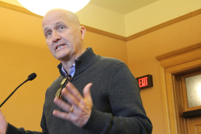 Scott Averill, the owner of the Wellsville Manor nursing home, told lawmakers that overzealous enforcement of regulations are putting his industry in crisis in Kansas.