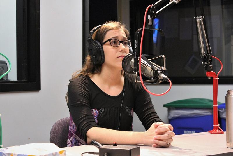 Erin Hambrick, of the Pediatric Abuse, Neglect, Disaster and Adversity lab at UMKC, spoke with Steve Kraske about how parents and children can cope with the trauma of witnessing school shootings.