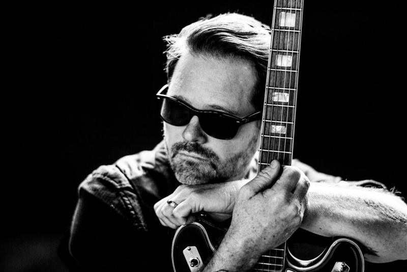 David George is a veteran Kansas City rocker.